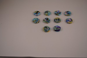 10 stuks 15 mm € 0.85 D (Medium)