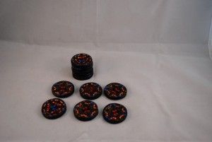 11 stuks 30 mm € 2.50 (Medium)
