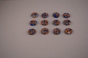 12 stuks 15 mm € 0.85 G (Medium)