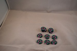 12 stuks 18 mm € 1.00 A (Medium)