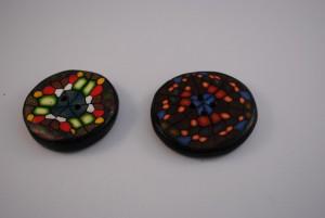 2 x 1 stuks ca 45 mm € 5.50 I p/s (Medium)