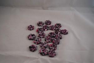 21 stuks 20 mm bloem € 1.00 B (Medium)