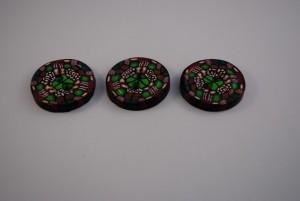 3 stuks 35 mm € 2.75 I p/s (Medium)