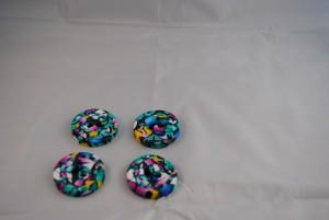 4 stuks 35 mm € 2.75 C (3) (Medium)
