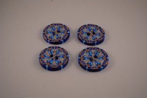 4 stuks 35 mm € 2.75 E (Medium)