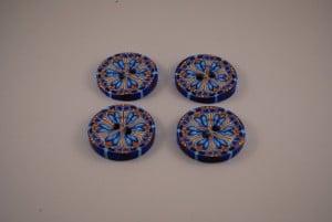4 stuks 35 mm € 2.75 E (Medium)
