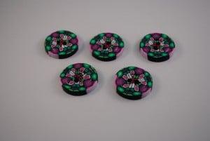 5 stuks 30 mm € 2.50 H ps (Medium)