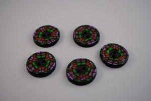 5 stuks 30 mm € 2.50 I p/s (4) (Medium)