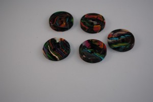 5 stuks 30 mm € 2.50 J p/s (Medium)