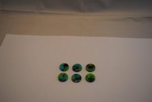 6 stuks 15 mm € 0.85 C (Medium)