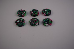 6 stuks 25 mm € 1.50 H ps (4) (Medium)