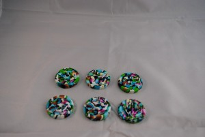 6 stuks 30 mm € 2.50 C (2) (Medium)