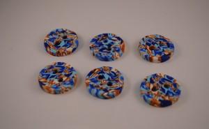 6 stuks 30 mm € 2.50 E (3) (Medium)