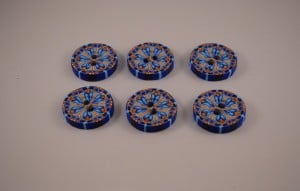 6 stuks 30 mm € 2.50 E (4) (Medium)