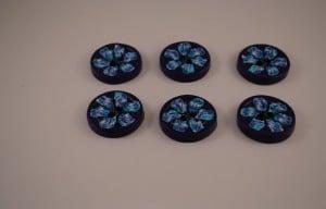 6 stuks 30 mm € 2.50 E (5) (Medium)