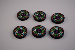 6 stuks 30 mm € 2.50 H ps (2) (Medium)