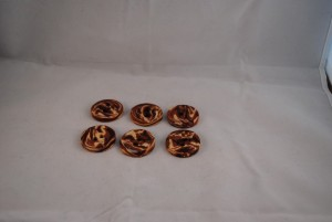 6 stuks 30 mm € 2.50 (Medium)