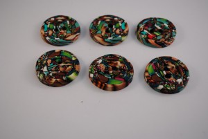 6 stuks 35 mm € 2.75 H ps (2) (Medium)