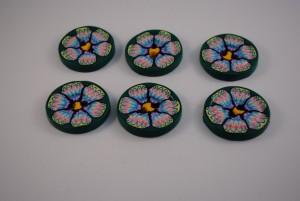 6 stuks 35 mm € 2.75 H ps (Medium)