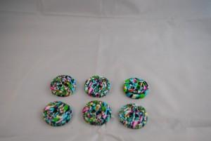 6 stuks 3mm € 2.50 C (Medium)