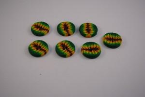 7 stuks 25 mm € 1.50 H ps (Medium)