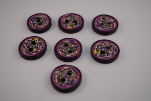 7 stuks 30 mm 2.50 G (Medium)