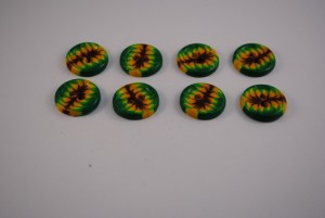 8 stuks 25 mm € 1.50 H ps (Medium)