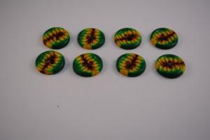 8 stuks 25 mm € 1.50 H ps (Medium)