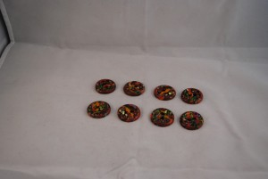 8 stuks 25 mm € 1.50 (Medium)