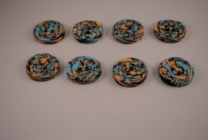 8 stuks 30 mm € 2.50 D (Medium)
