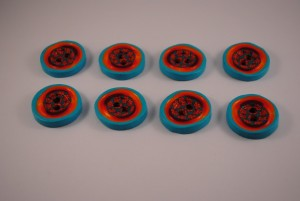 8 stuks 30 mm € 2.50 F (2) (Medium)